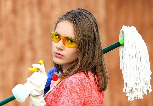 Wat zijn de beste schoonmaakmiddelen om een huis schoon te maken?